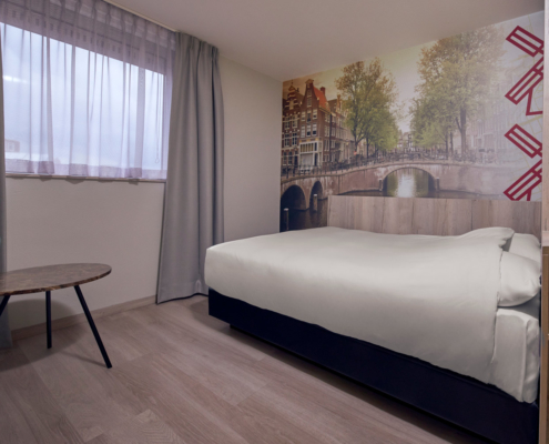 Inntel Hotels Amsterdam Centre Single Room Overview